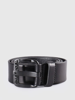 B-STAR, Piel Negra - Cinturones