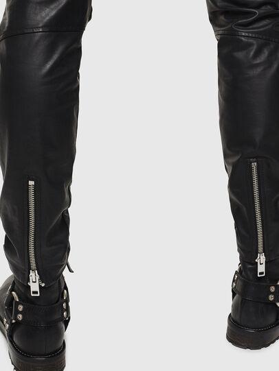 Diesel - P-VON-L, Negro - Pantalones - Image 4