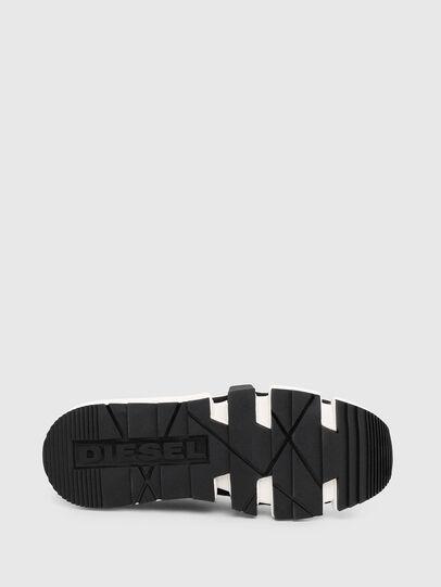 Diesel - H-PADOLA LOW SOCK, Negro - Sneakers - Image 4