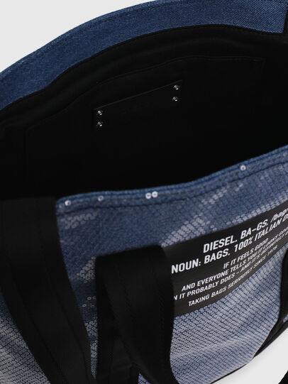 Diesel - F-THISBAG SHOWAY, Azul/Negro - Bolsos Shopper y Al Hombro - Image 5