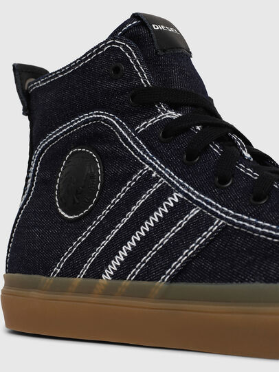 Diesel - S-ASTICO MID LACE, Azul Oscuro - Sneakers - Image 4
