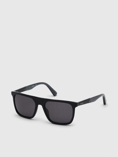 Diesel - DL0299, Negro/Gris - Gafas de sol - Image 2