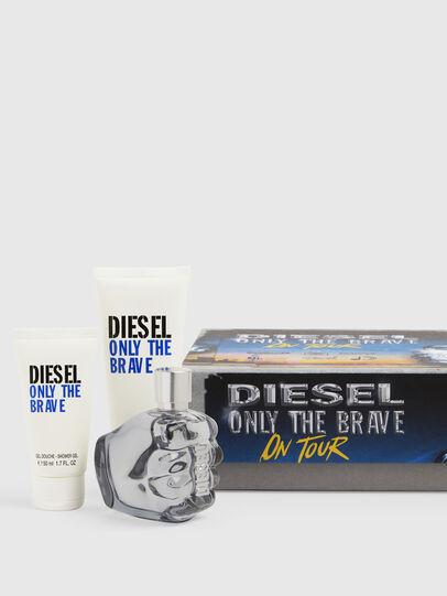 Diesel - ONLY THE BRAVE 75 ML GIFT SET, Celeste - Only The Brave - Image 1