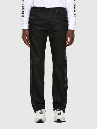 Diesel - Krooley JoggJeans 0KAYO, Negro/Gris oscuro - Vaqueros - Image 1