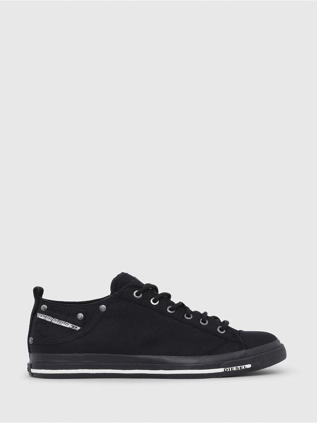 Diesel - EXPOSURE LOW I, Negro - Sneakers - Image 1