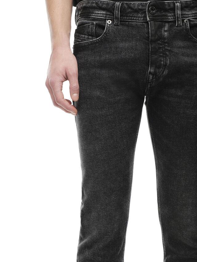 Diesel - TYPE-2814, Black Jeans - Vaqueros - Image 4