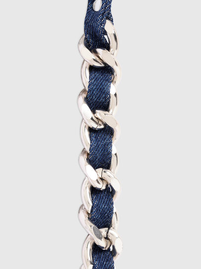 Diesel - B-CHAIN, Dorado/Azul marino - Cinturones - Image 5