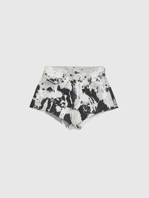 DE-HIGWEI, Negro/Blanco - Shorts
