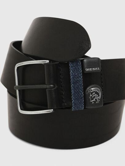 Diesel - B-MOHO, Negro - Cinturones - Image 2