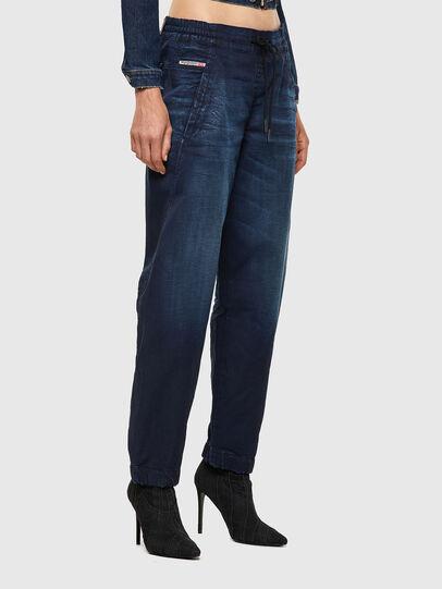 Diesel - Krailey JoggJeans® 069WS, Azul Oscuro - Vaqueros - Image 3