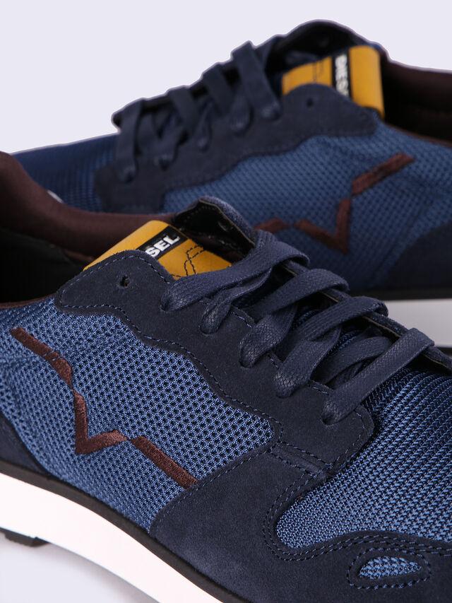 Diesel - RV, Azul - Sneakers - Image 4