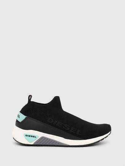 Diesel - S-KB SOCK QB W, Negro - Sneakers - Image 1