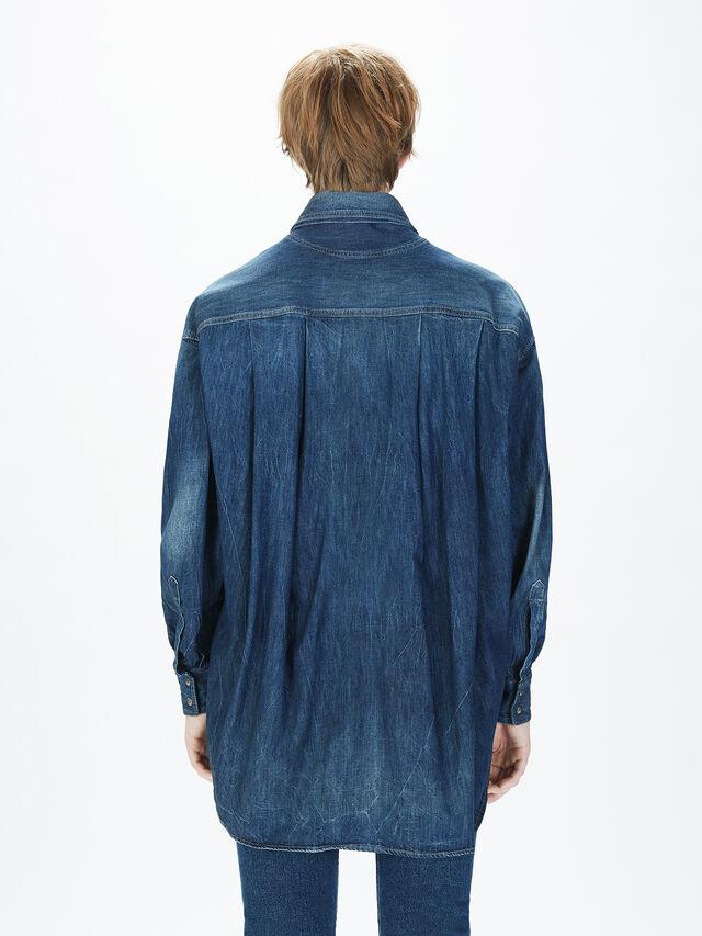 Diesel - SOTS01, Blue Jeans - Camisas - Image 6