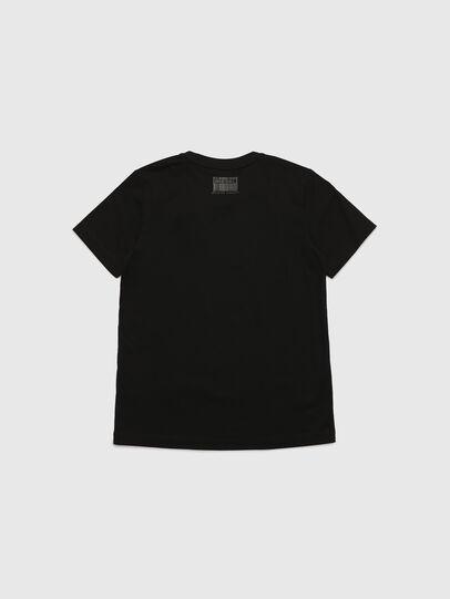 Diesel - TSILYHEART, Negro - Camisetas y Tops - Image 2
