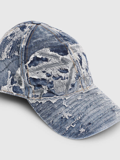Diesel - CIWAS, Blue Jeans - Gorras - Image 3