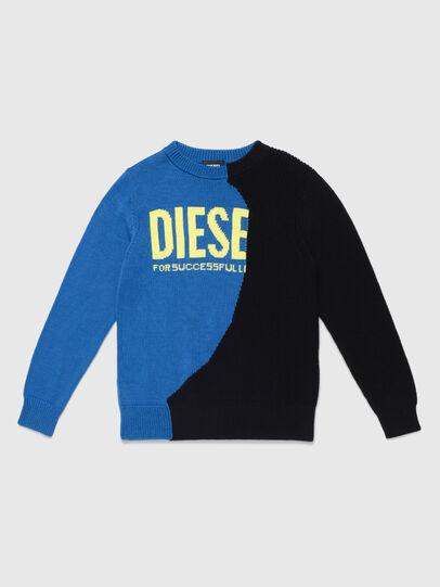 Diesel - KHALF, Azul marino/Negro - Punto - Image 1