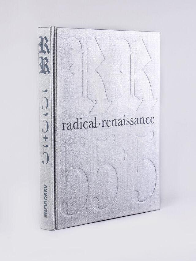 Diesel - Radical Renaissance 55+5 (signed by RR), Gris - Libros - Image 3