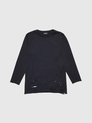 TFIENA, Negro - Camisetas y Tops