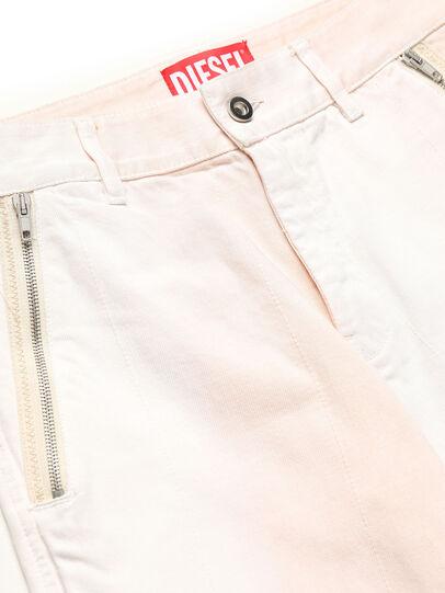 Diesel - GR02-P301, Blanco - Pantalones - Image 3