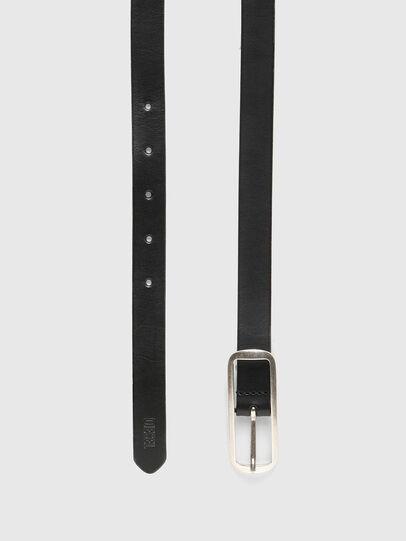 Diesel - B-OVY, Negro - Cinturones - Image 3