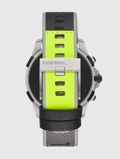 Diesel - DT2012, Gris/Negro - Smartwatches - Image 3