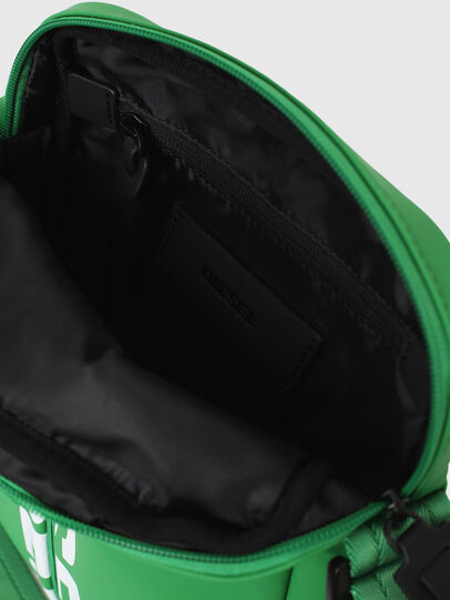 Diesel - F-BOLD SMALL CROSS, Verde - Bolso cruzados - Image 5