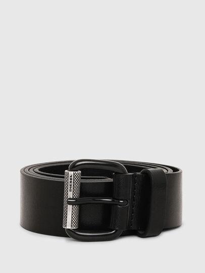 Diesel - B-READY, Negro - Cinturones - Image 1