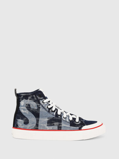 Diesel - S-ASTICO MC, Azul Oscuro - Sneakers - Image 1