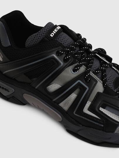Diesel - S-KIPPER LOW TREK, Negro - Sneakers - Image 6