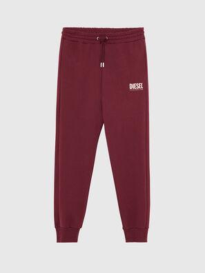 P-TARY-LOGO, Rojo - Pantalones