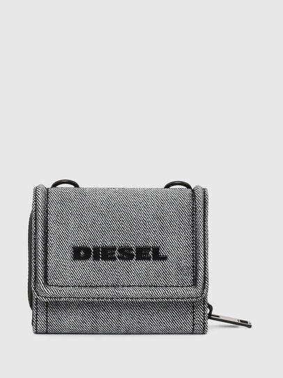 Diesel - LORY, Gris - Monederos Pequeños - Image 1