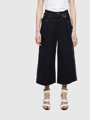 P-RAEY, Negro - Pantalones
