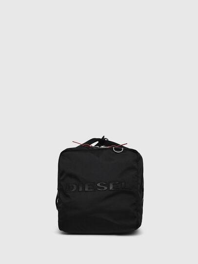 Diesel - M-CAGE DUFFLE M, Negro - Bolsos de viaje - Image 2