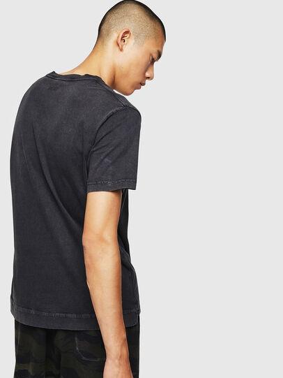 Diesel - T-THEA, Negro - Camisetas - Image 2