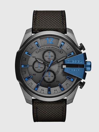 Diesel - DZ4500, Negro/Azul - Relojes - Image 1