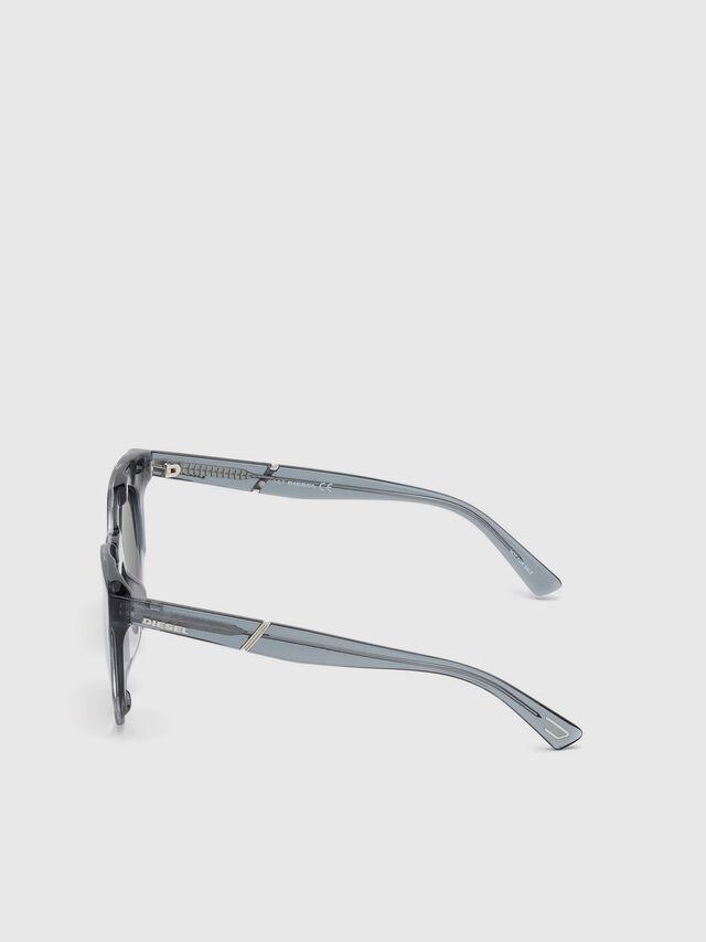 Diesel - DL0270, Gris - Gafas - Image 3