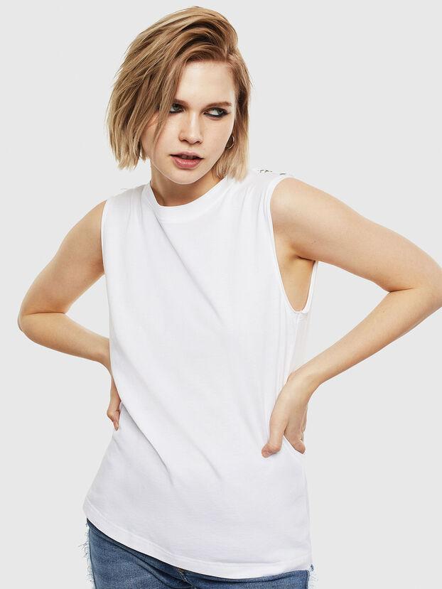 T-LESLEE-A, Blanco - Camisetas