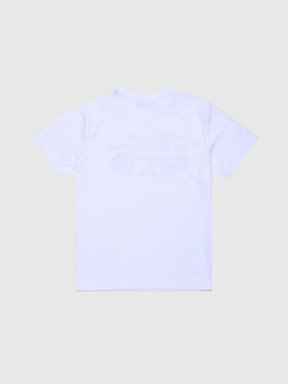 Diesel - TDIEGOXBJ, Blanco - Camisetas y Tops - Image 2