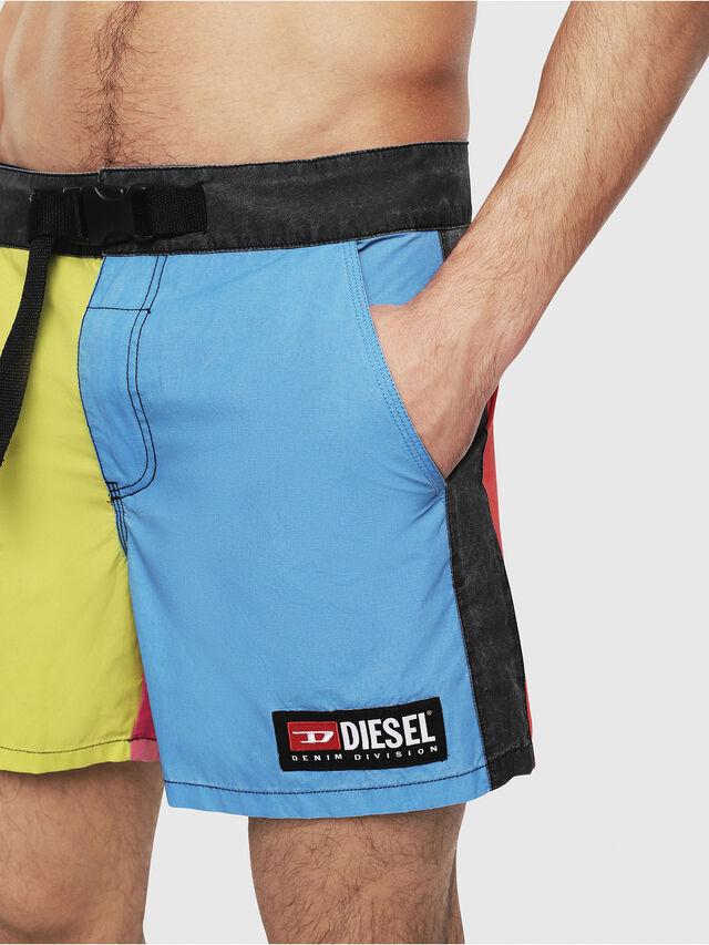 Diesel - BMBX-WAVE-F, Multicolor - Bañadores boxers - Image 3