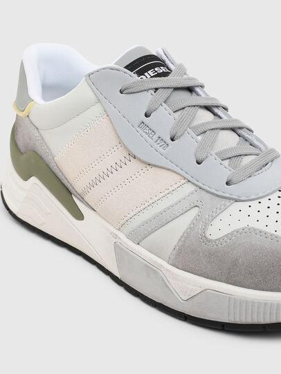 Diesel - S-BRENTHA FLOW, Blanco - Sneakers - Image 4