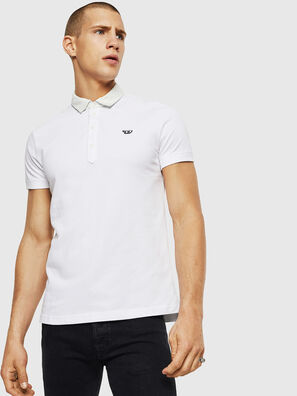 T-MILES-NEW, Blanco - Polos