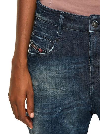 Diesel - Fayza JoggJeans® 09B50, Azul Oscuro - Vaqueros - Image 3
