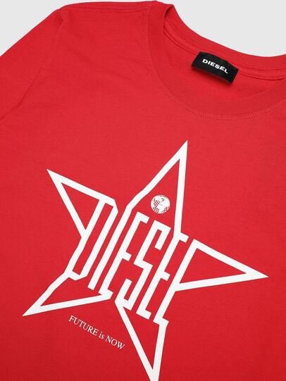 Diesel - TDIEGOYH-ML, Rojo - Camisetas y Tops - Image 3