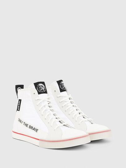Diesel - S-DVELOWS ML, Blanco/Negro - Sneakers - Image 2