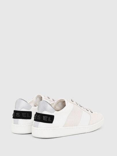 Diesel - S-MILLENIUM LC, Blanco/Rosa - Sneakers - Image 3