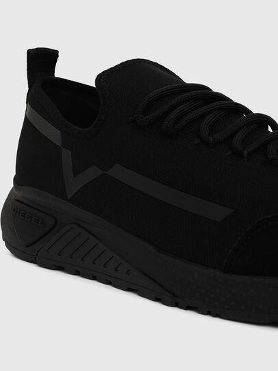 Diesel - S-KBY STRIPE, Negro - Sneakers - Image 4