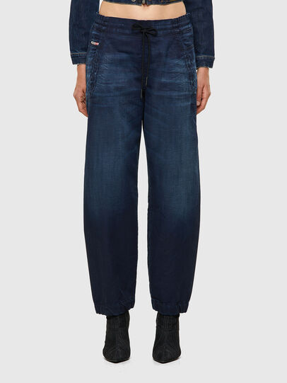 Diesel - Krailey JoggJeans® 069WS, Azul Oscuro - Vaqueros - Image 1