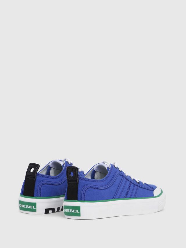 Diesel - S-ASTICO LC LOGO W, Azul Brillante - Sneakers - Image 3