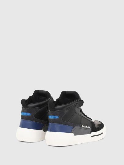 Diesel - S-DESE MG MID, Negro - Sneakers - Image 3