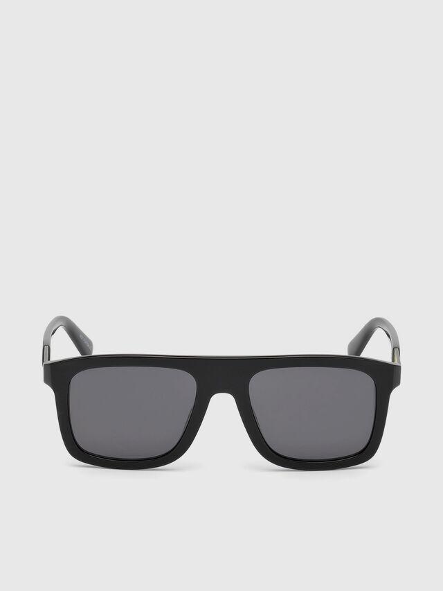 Diesel - DL0268, Negro - Gafas de sol - Image 1